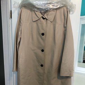 Siena Trench Coat